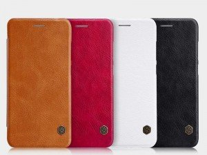 کیف محافظ چرمی نیلکین Nillkin Qin Leather Case For Huawei P10 Lite