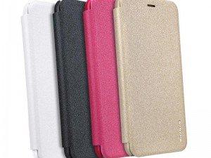 کیف محافظ چرمی نیلکین Nillkin Sparkle Leather Case For Xiaomi 5C