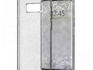 محافظ ژله ای اسپیگن Spigen Liquid Crystal Glitter Case For Galaxy S8