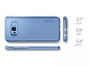 قاب محافظ اسپیگن Spigen Thin Fit For Samsung Galaxy S8