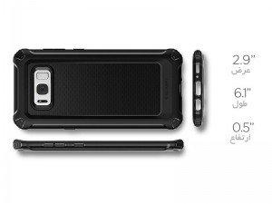 گارد محافظ اسپیگن Spigen Rugged Armor Extra Case For Samsung Galaxy S8