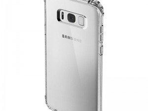 قاب محافظ اسپیگن Spigen Crystal Shell Case For Samsung Galaxy S8