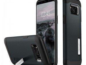 قاب محافظ اسپیگن Spigen Slim Armor Case For Samsung Galaxy S8