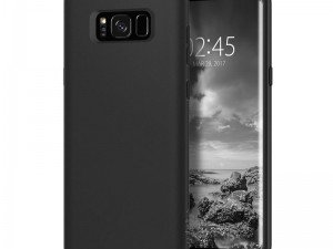 محافظ ژله ای اسپیگن Spigen Liquid Crystal Case For Galaxy S8 Plus