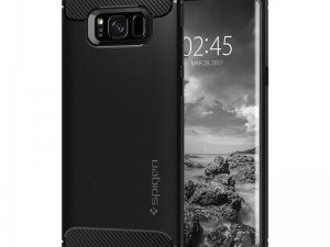 گارد محافظ اسپیگن Spigen Rugged Armor Case For Samsung Galaxy S8 Plus