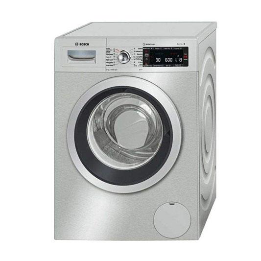 ماشین لباسشویی بوش مدل WAW2876XIR ظرفیت 9 کیلوگرم