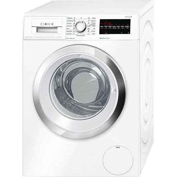 ماشین لباسشویی بوش مدل WAT28461GC ظرفیت 9 کیلوگرم
