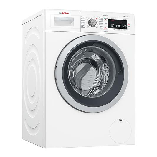 ماشین لباسشویی بوش مدل WAW32541 با ظرفیت ۸ کیلوگرم