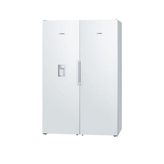 یخچال و فریزر بوش مدل KSW36VW304-GSN36VW314