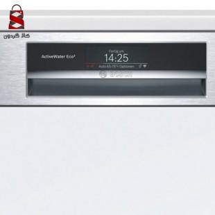 ماشین ظرفشویی توکار بوش مدل SMI88TS26E