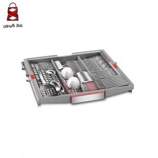 ماشین ظرفشویی توکار بوش مدل SMI69N75EU