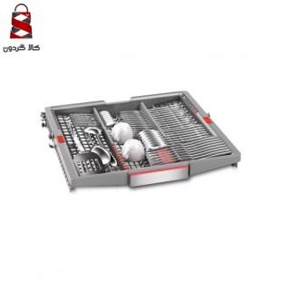 ماشین ظرفشویی توکار بوش مدل SMI69P55EU