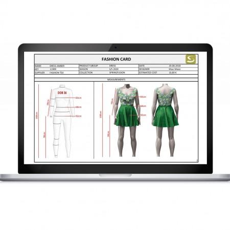 نرم افزار طراحی لباس و الگوسازی