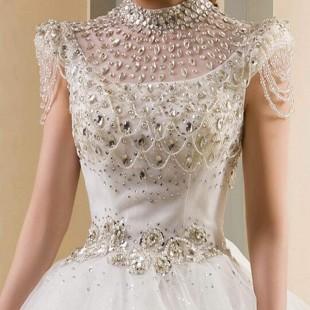 دوره پیشرفته لباس شب و عروس