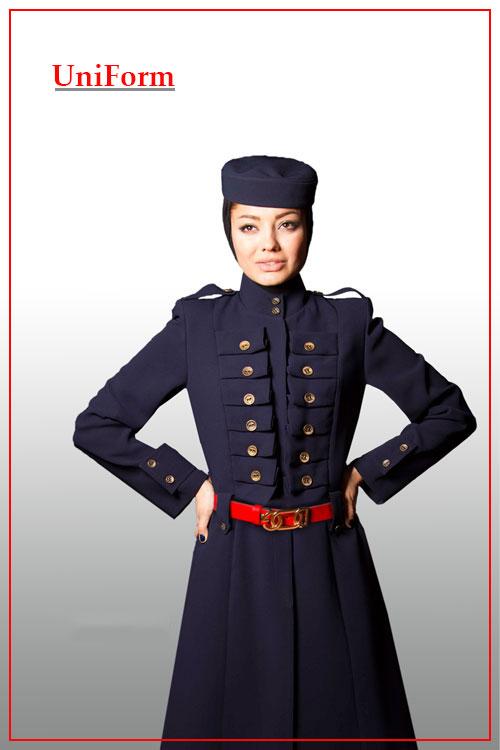 لباس سازمانی - یونیفرم
