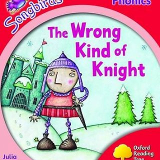 The wrong kind of Knight / داستان کوتاه انگلیسی songbirds. تصویر دار و رنگی