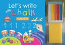 Let's write with chalk - numbers