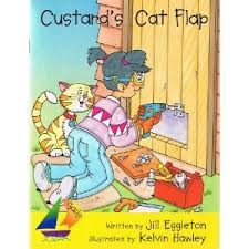 early2) Custards Cat Flap)
