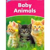 Baby Animals Student & Activity Book
