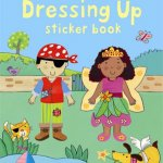Dressing Up Sticker Book