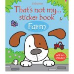 •	That's Not My Sticker Book