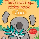That's not my... sticker book / ZOO