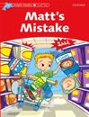 Matts Mistake Student & Activity Book
