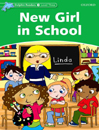 New Girl in School Student & Activity Book