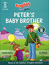English Adventure Starter B(story): peters baby brother