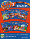 Lets Go 3 Readers Pack: with Audio CD
