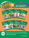 Lets Go 4 Readers Pack: with Audio CD