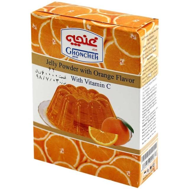 پودر ژله پرتقال 100گرمی