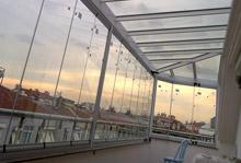 سقف شیشه ای ماهان جام