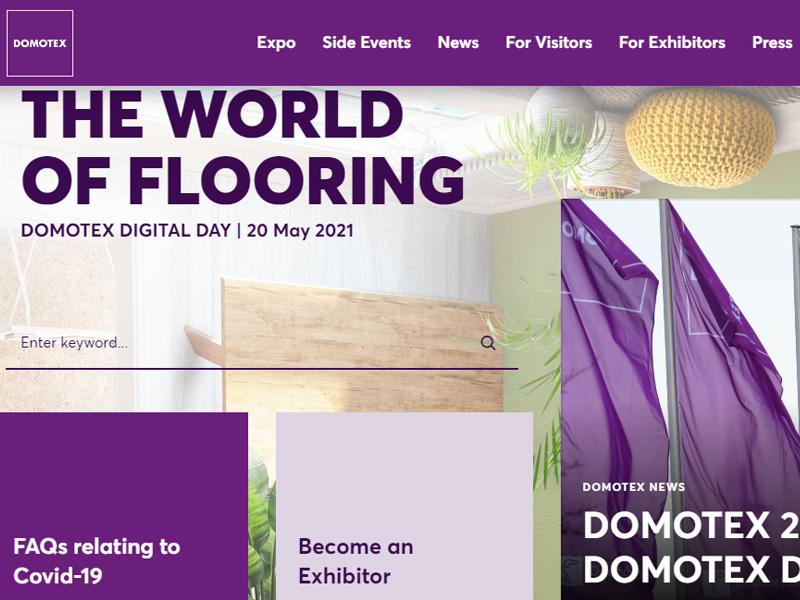 نمایشگاه دموتکس (DOMOTEX) فرش و کفپوش های هانوفر آلمان