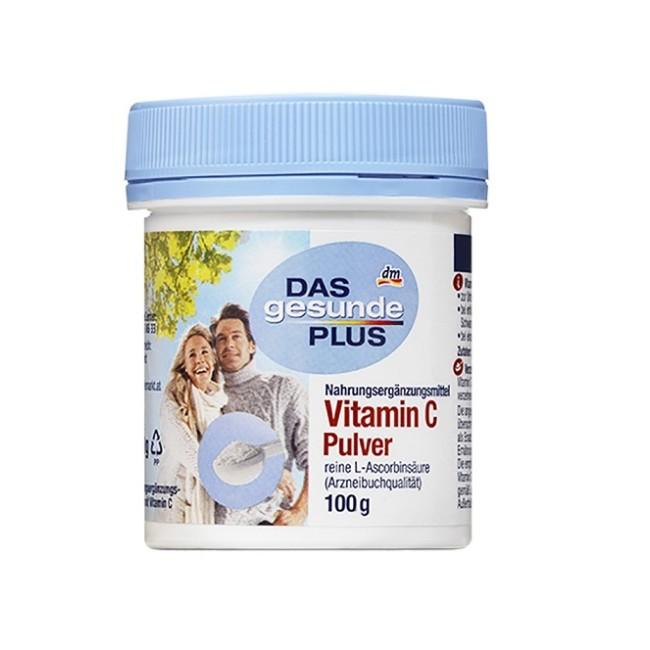 پودر ویتامین C موولیس (100 گرمی)