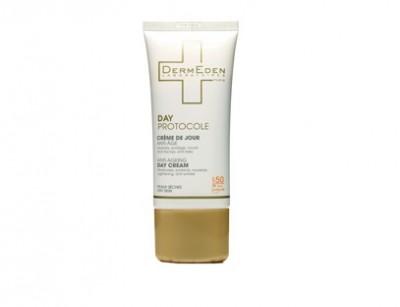 کرم روز پوست خشک SPF50 (دی پروتوکل) (50 میل)
