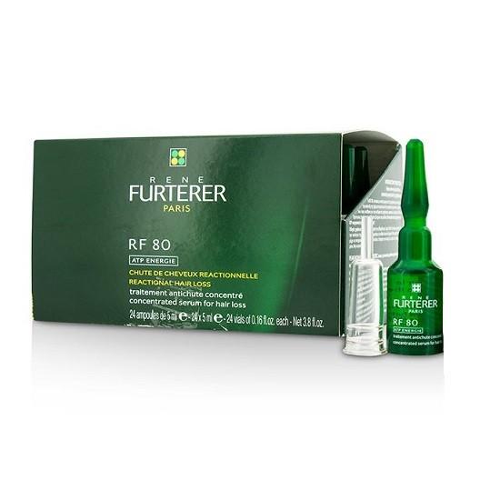 رنه فورترر محلول درمان ریزش مو آر - اف 80 (12 عددی)