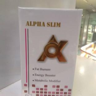 قرص لاغری آلفا اسلیم (50 عددی) Alpha Slim