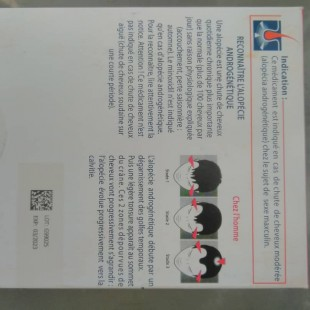 دوکری تونیک رشد موی سر آقایان آلوپکسی 5 درصد (3 عددی)