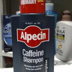 شامپو کافیین C1 آلپسين (250 میل)