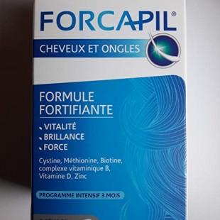 قرص ضدریزش موی فورکاپیل (60 عددی) Forcapil