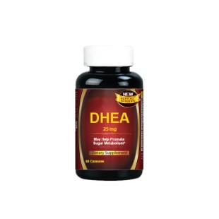 قرص  SNVitamins DHEA 25mg  (60 عددی)
