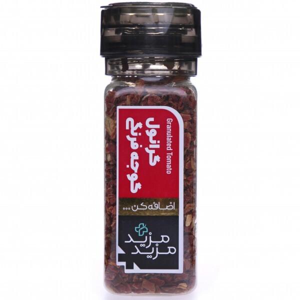 گرانول گوجه فرنگی آسیاب دار 85 گرمی مزید مزید