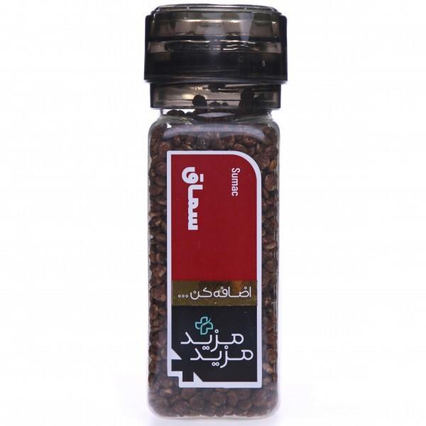 دانه سماق قهوه ای آسیاب دار 60 گرمی مزید مزید