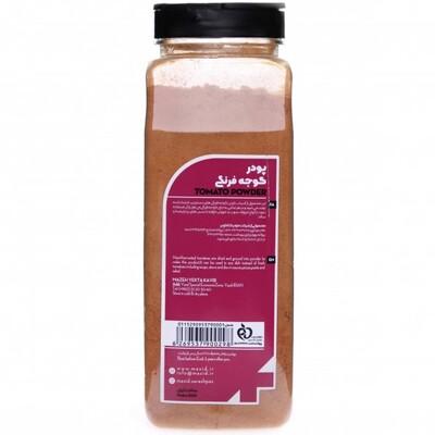 مزه و طعم قوی گوجه در غذاها و سالاد و سوپ همراه با عطر خوش گوجه فرنگی