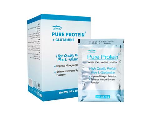 پیور پروتئین ساشه