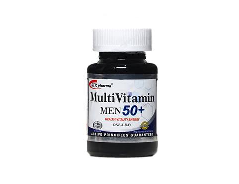 +Multi vitamin men 50