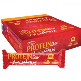 شکلات پروتئین بار