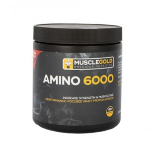 آمینو 6000 -ماسل گلد