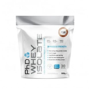 whey  isolate  phd